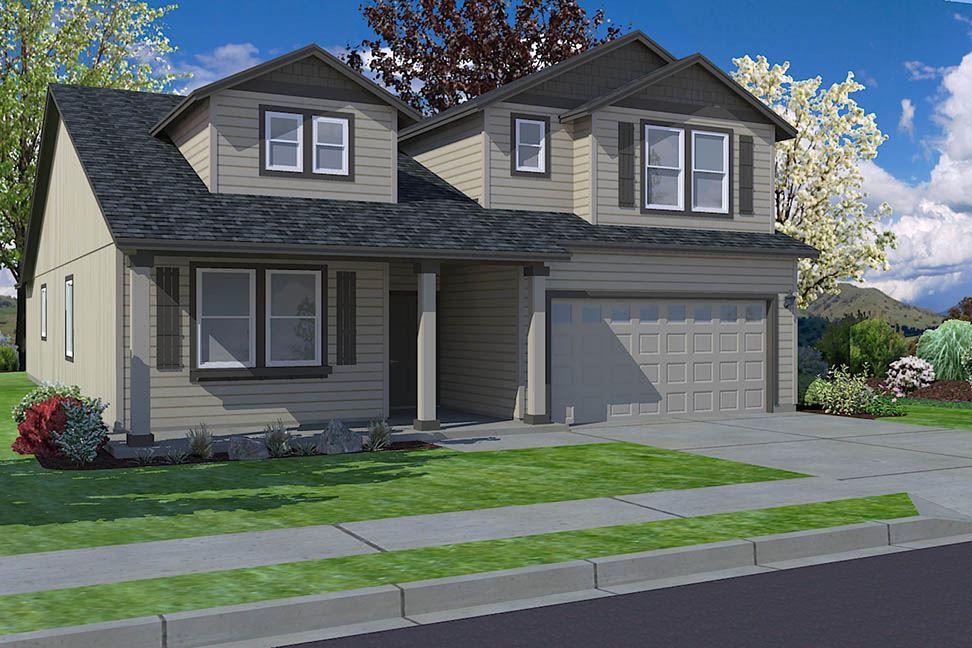 14603 E Sanson Ave, Spokane Valley, WA 99212 - #: 202023006