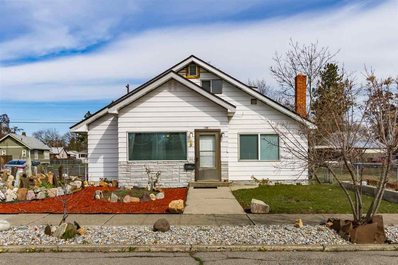 1203 E Everett Ave, Spokane, WA 99207 - #: 202014008