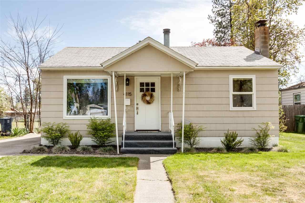 4115 W CROWN Ave, Spokane, WA 99205 - #: 202015015