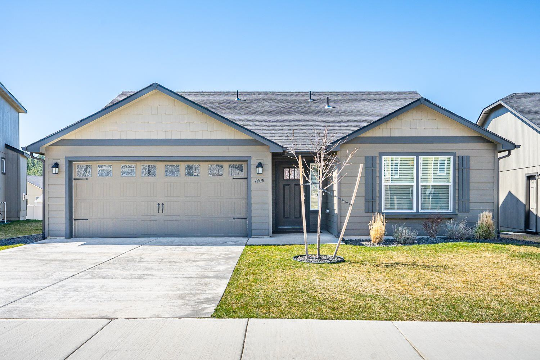1408 S Khinda Ct, Spokane Valley, WA 99212 - #: 202114024
