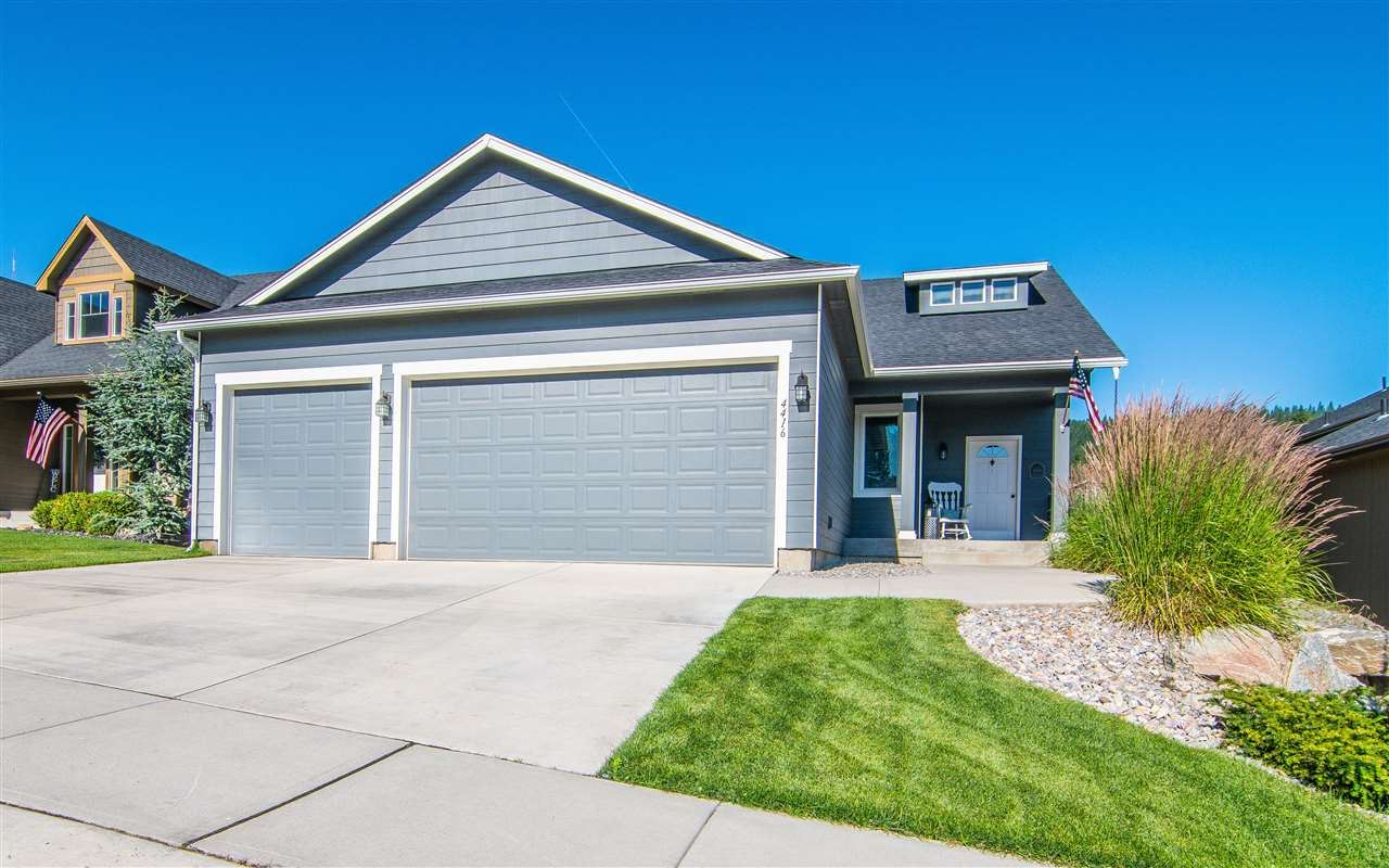 4416 S Ponderosa Ln, Spokane Valley, WA 99206 - #: 202019026