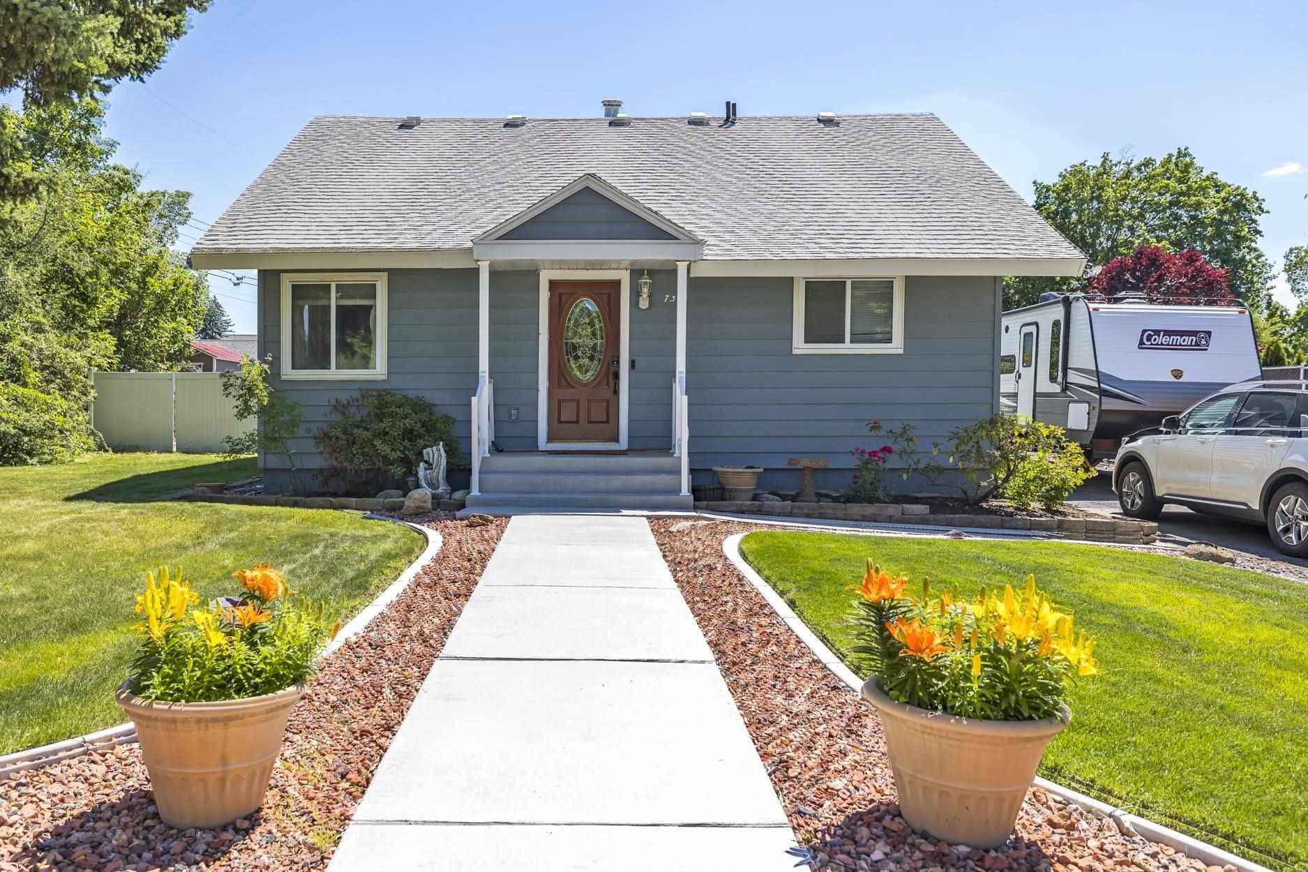 7312 E Euclid St, Spokane Valley, WA 99212 - #: 202118037