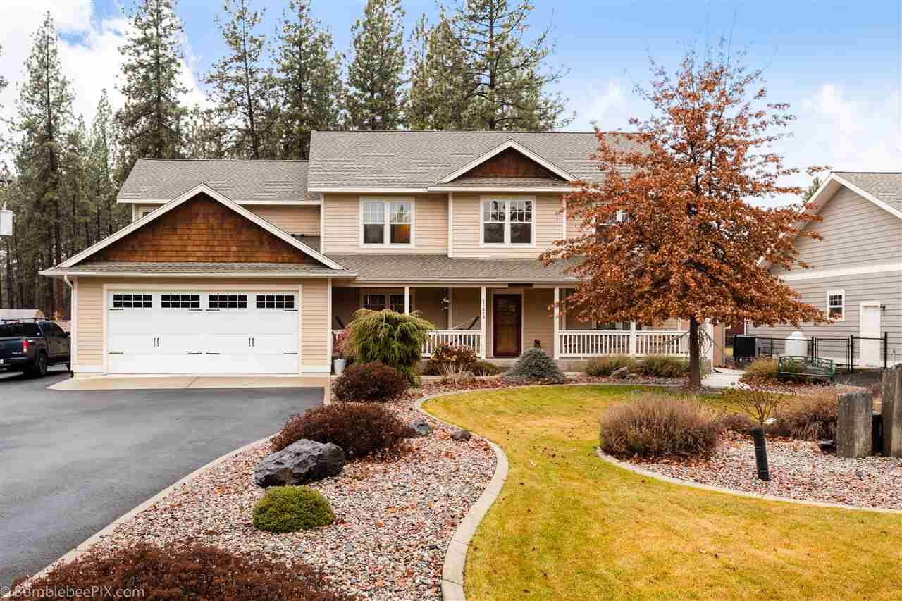 17819 N West Shore Rd, Nine Mile Falls, WA 99026 - #: 201925042