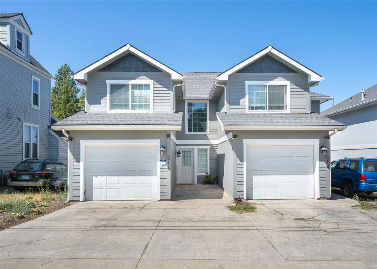 514 S Arthur St #516 S Arthur St, Spokane, WA 99202 - #: 202020043