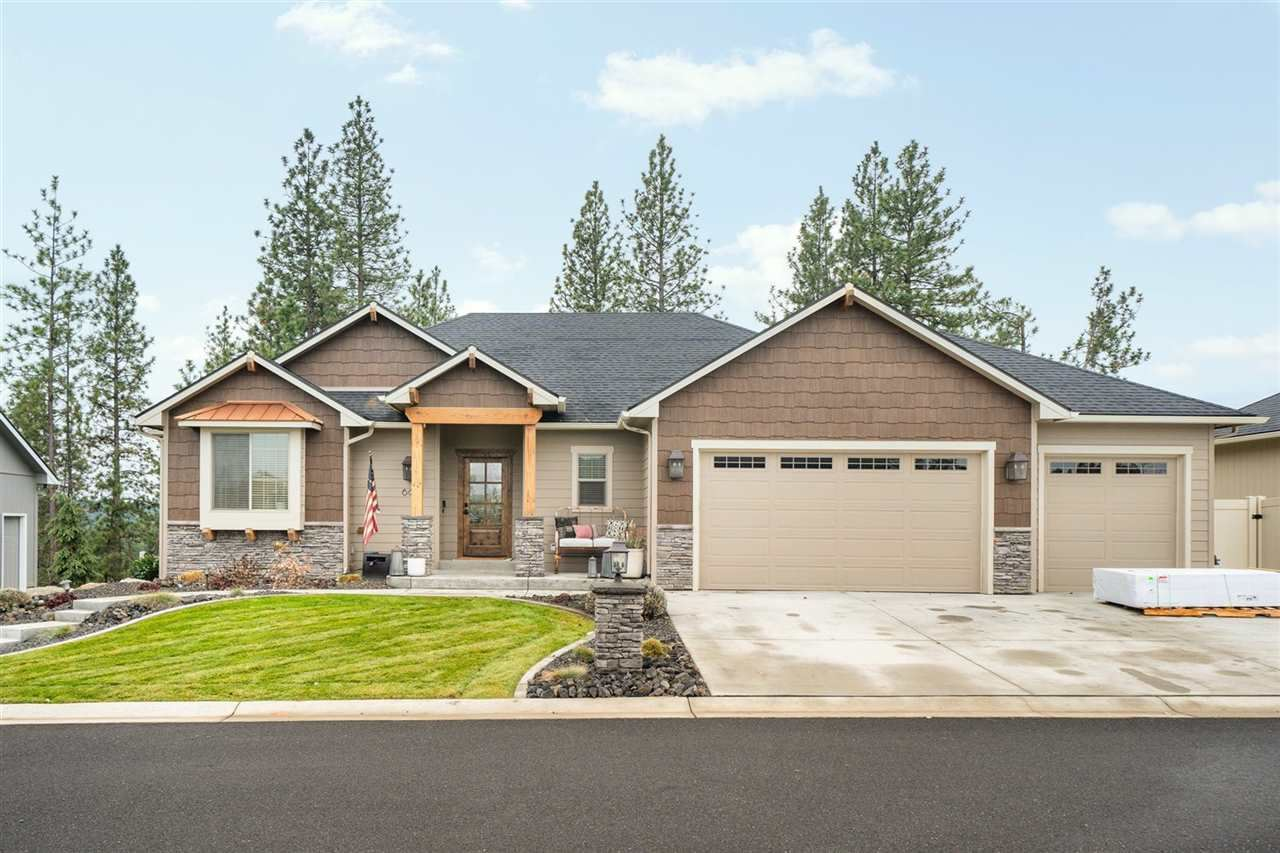 606 E Country Hill Ln, Spokane, WA 99208-7580 - #: 202025070