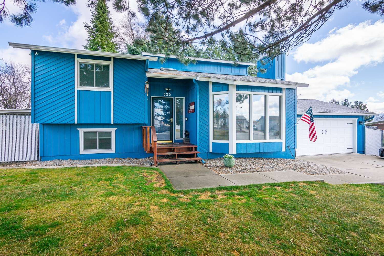 520 N Mamer Rd, Spokane Valley, WA 99216 - #: 202113075