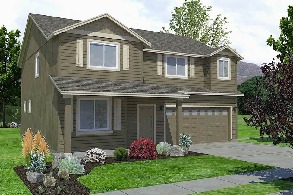 7120 E 13TH Ave, Spokane Valley, WA 99212 - #: 202010087