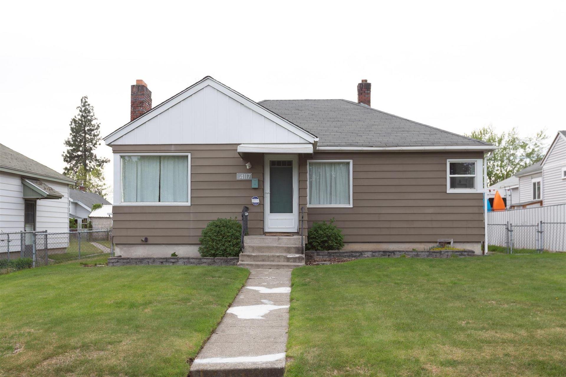 4117 N Washington St, Spokane, WA 99205 - #: 202115091