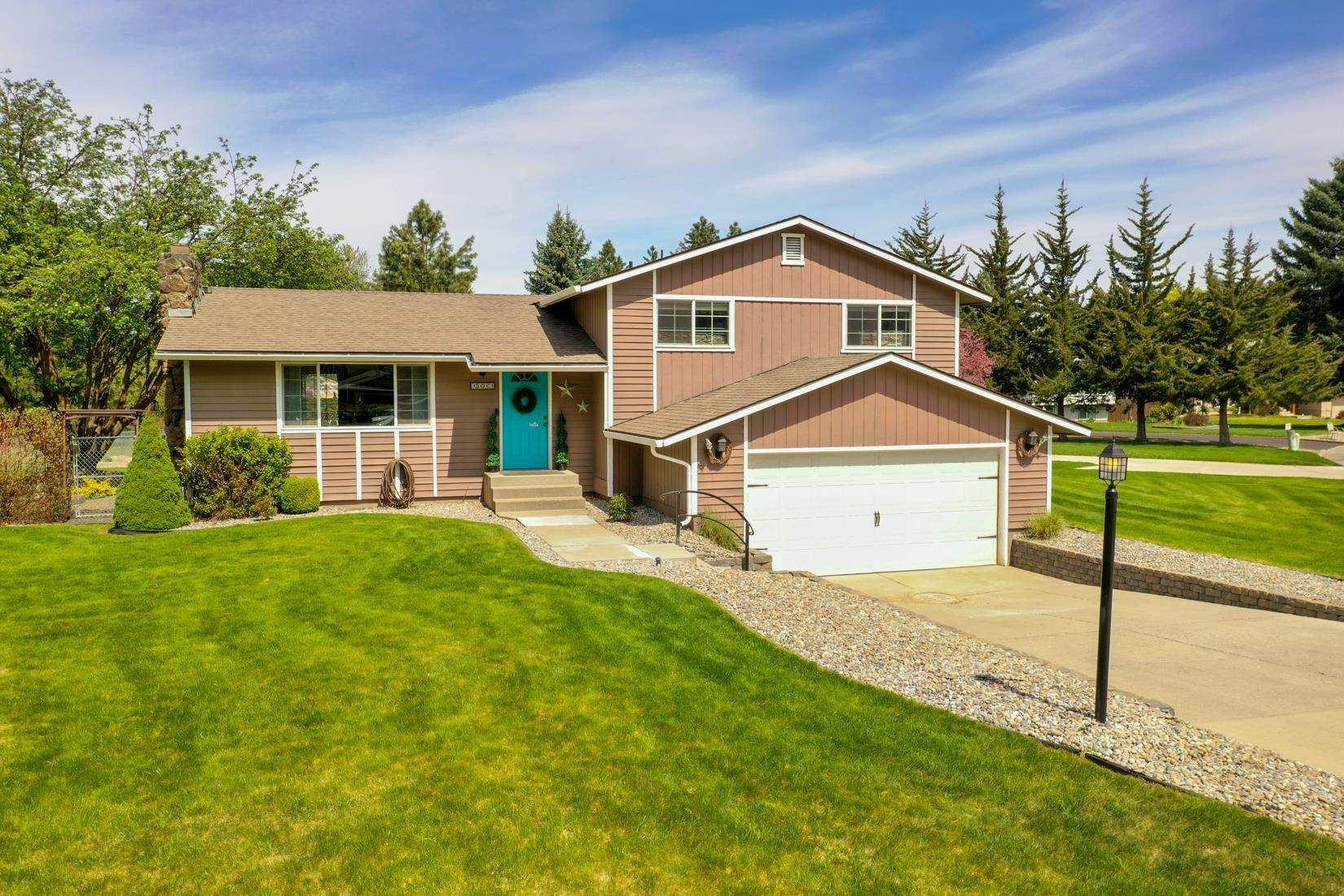 4003 S Forest Meadow Dr, Spokane Valley, WA 99206-9683 - #: 202115105