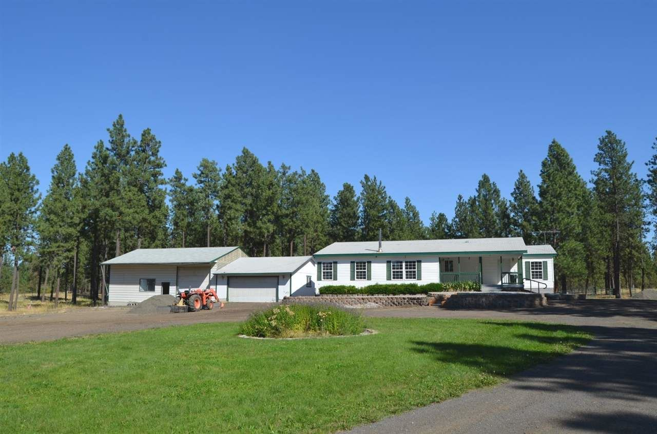 22421 S Griffith Rd, Cheney, WA 99004 - #: 202020107