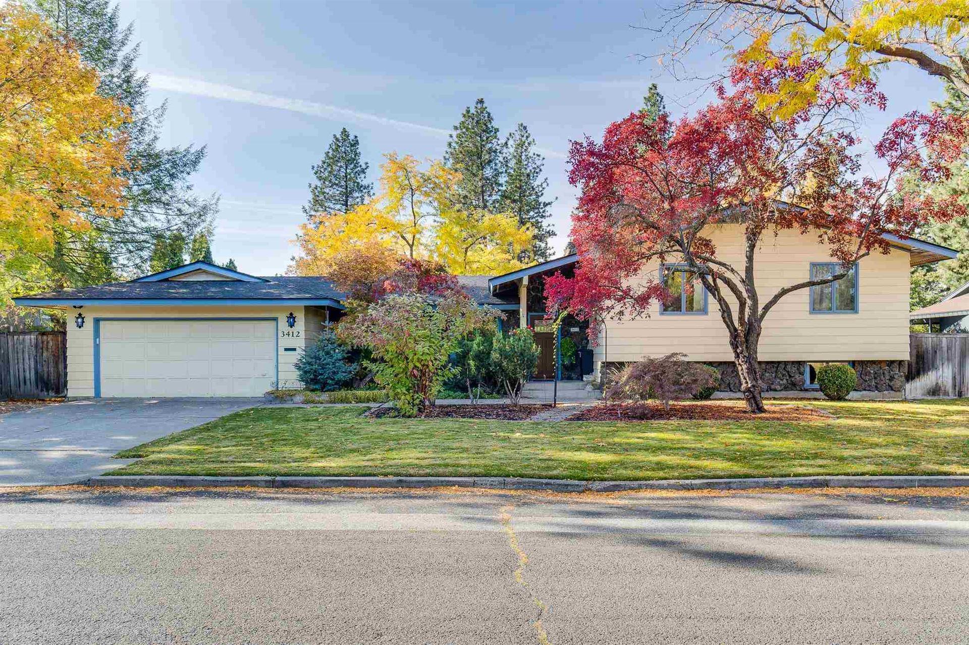 3412 S Jefferson Dr, Spokane, WA 99203-1421 - #: 202124108