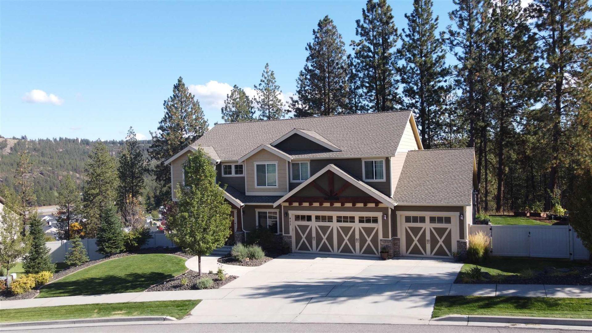 Photo of 405 W Talon Dr, Spokane, WA 99224 (MLS # 202124109)