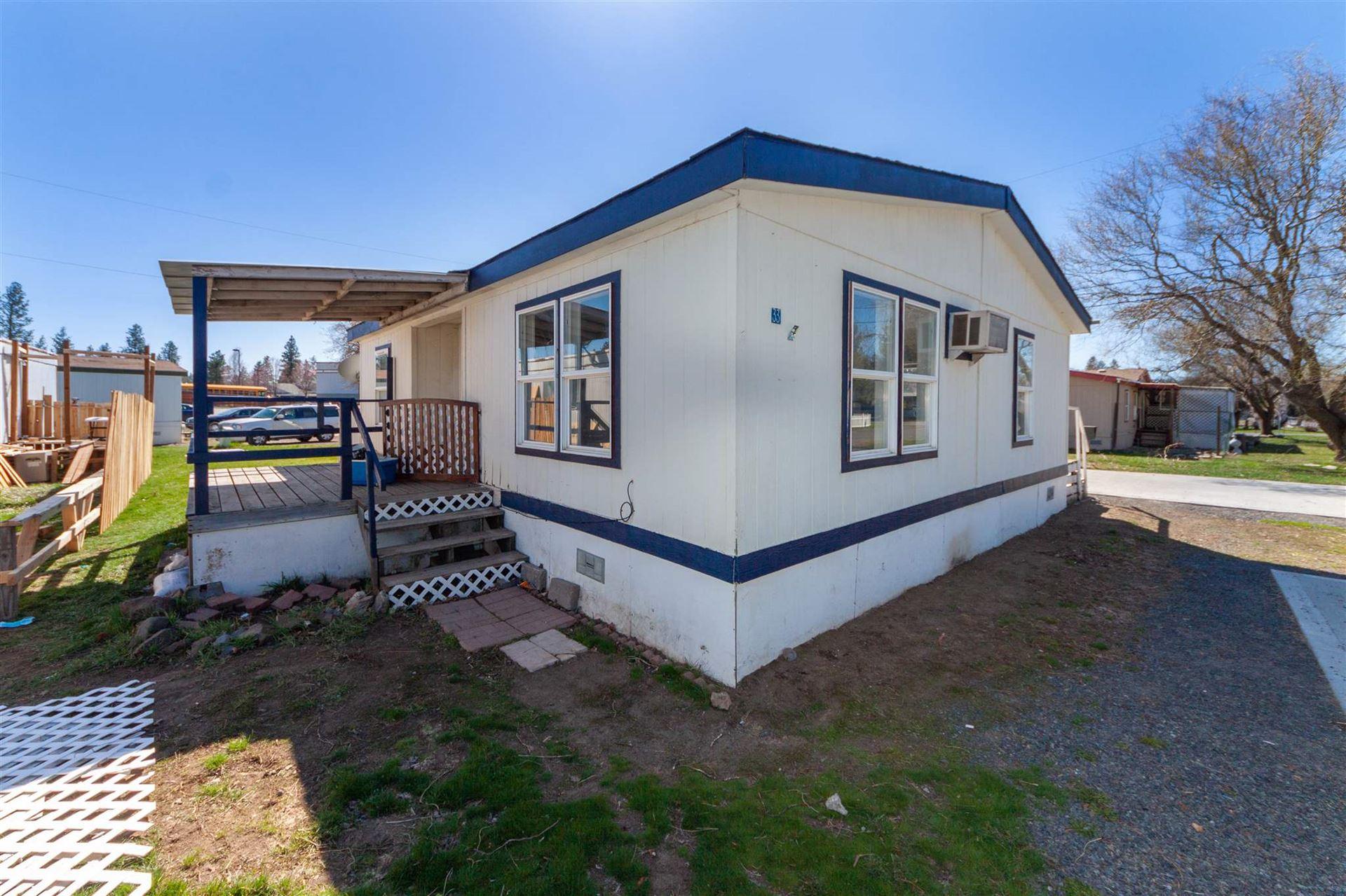 500 E Campbell #33 St, Medical Lake, WA 99022 - #: 202114110