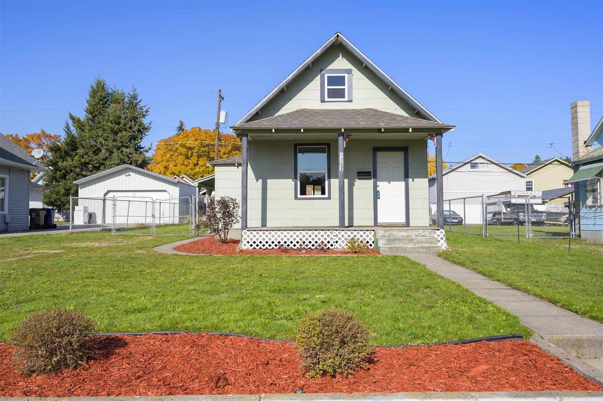 Photo of 1502 W Euclid Ave, Spokane, WA 99205-2780 (MLS # 202124118)