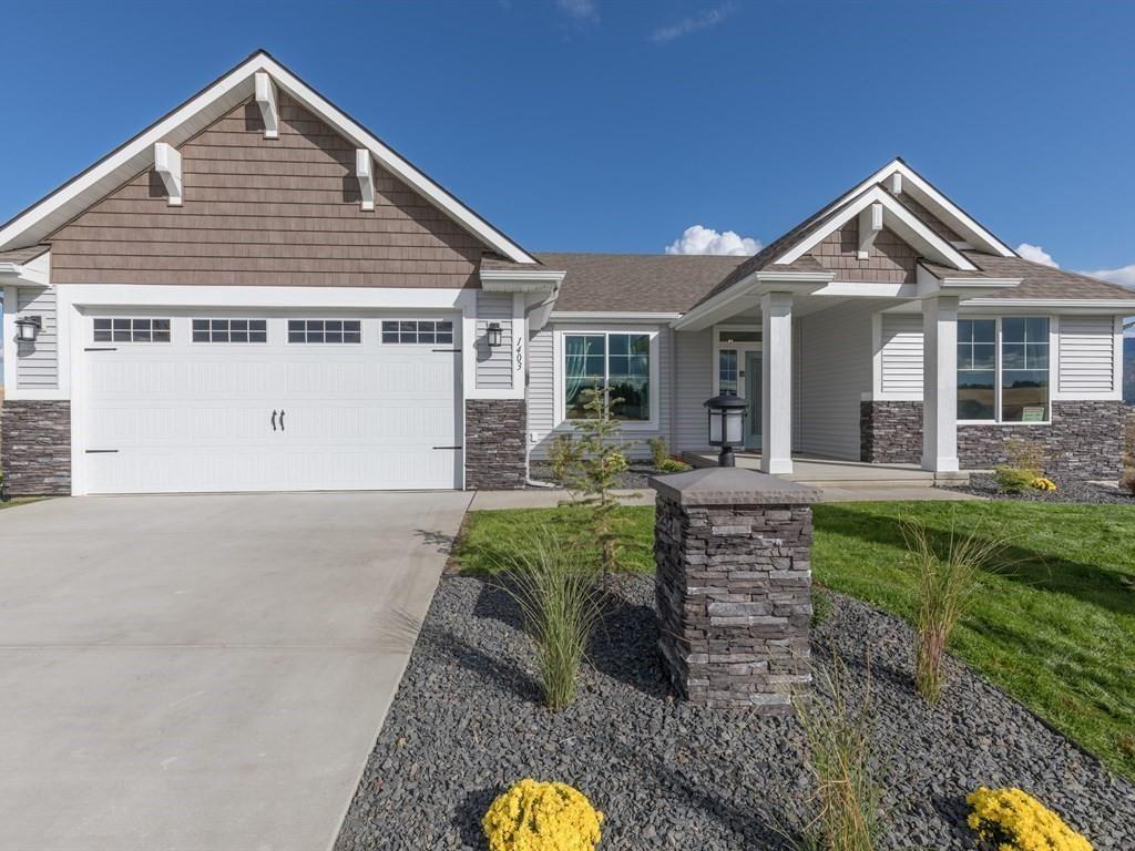 1031 S Colonial Dr, Spokane Valley, WA 99016 - #: 202011122