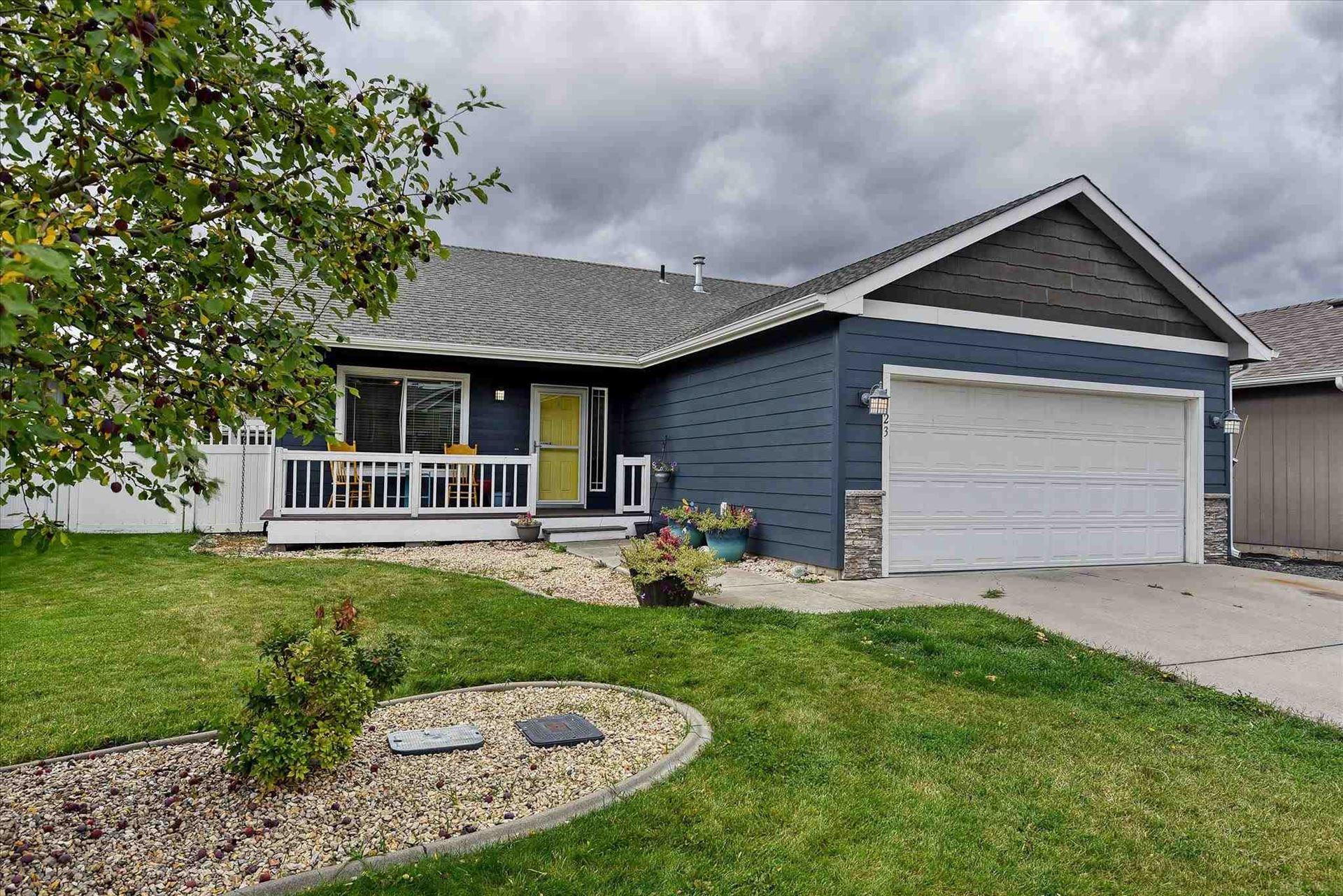 1923 N Bell Rd, Spokane Valley, WA 99016-5038 - #: 202123134