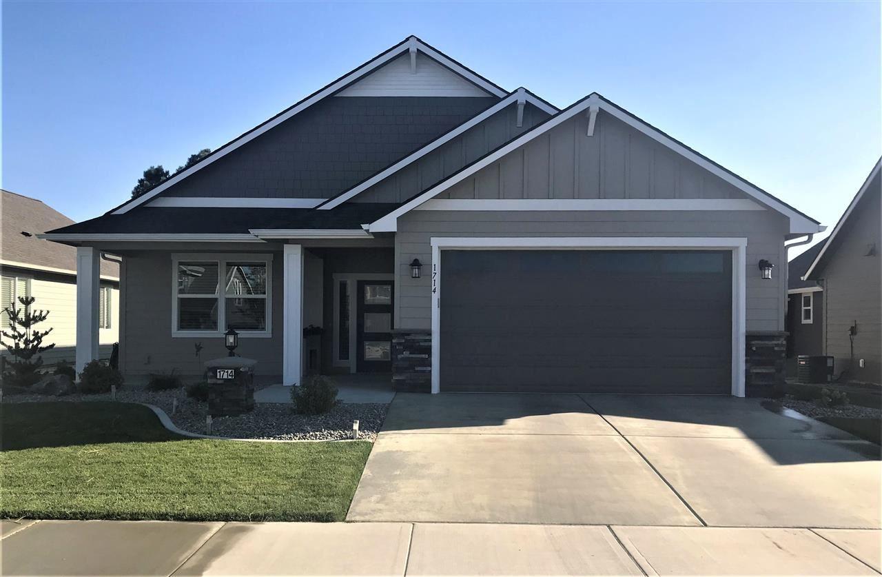 1714 S Ridgetop Dr, Spokane Valley, WA 99016 - #: 202024136