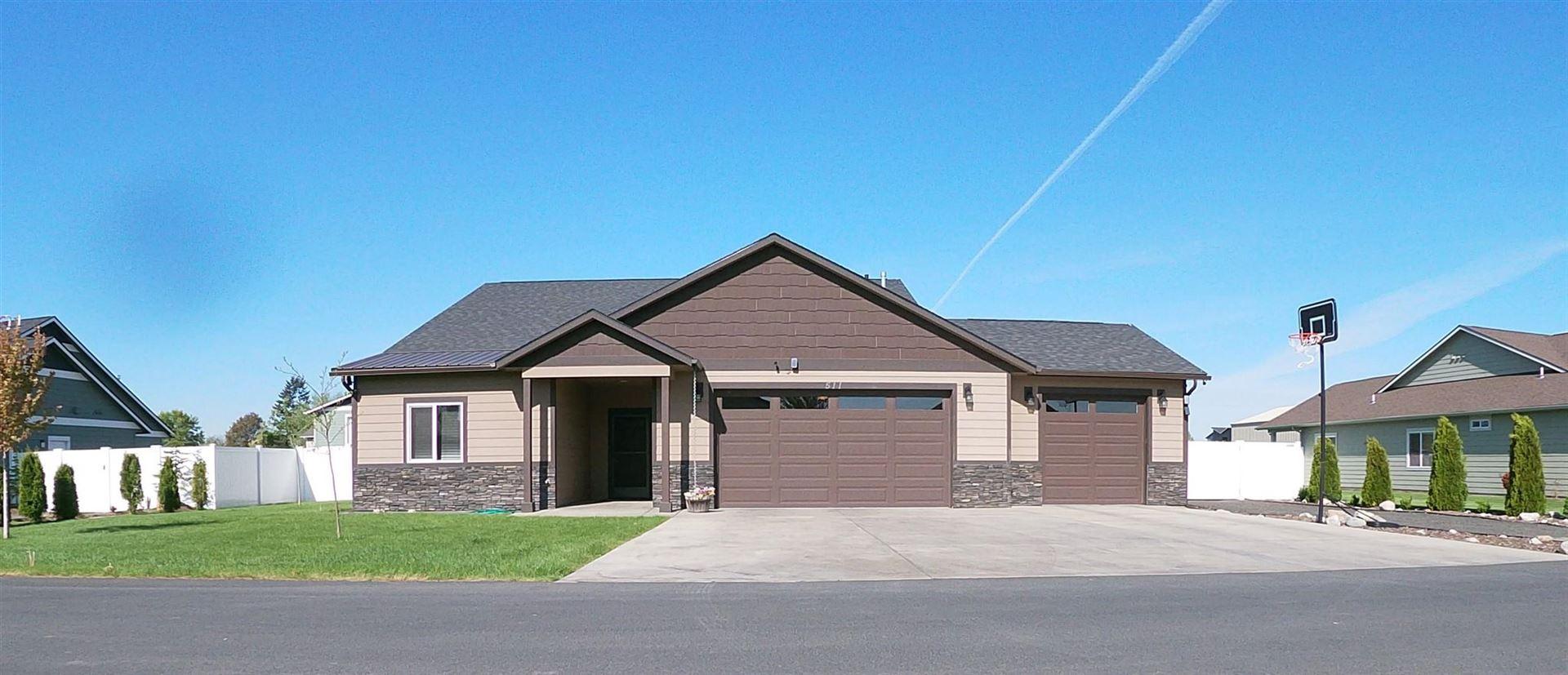 511 N Ridgemont Ln, Spokane Valley, WA 99037 - #: 202115136