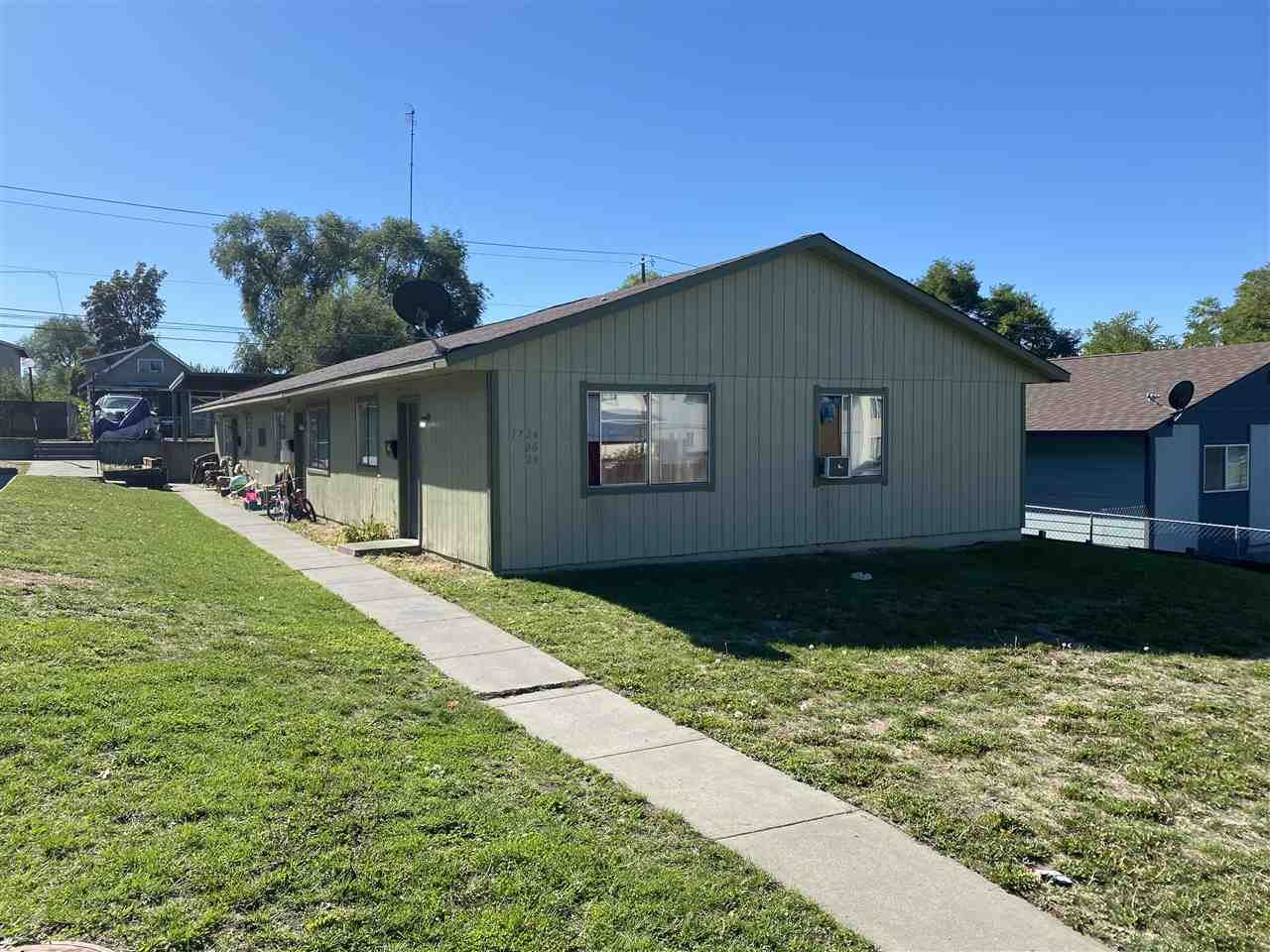 1724 E Cataldo Ave, Spokane, WA 99202 - #: 202023142