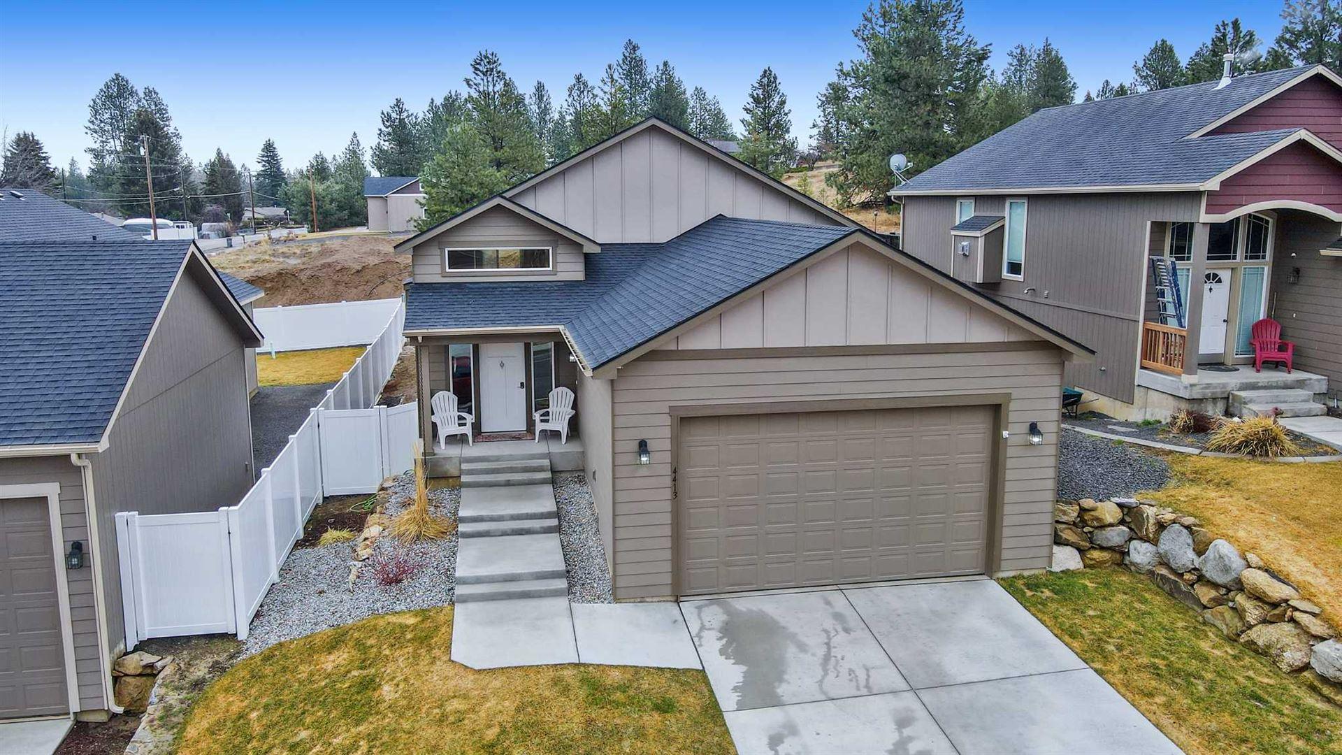 4413 S Ponderosa Ln, Spokane Valley, WA 99206-7066 - #: 202113153