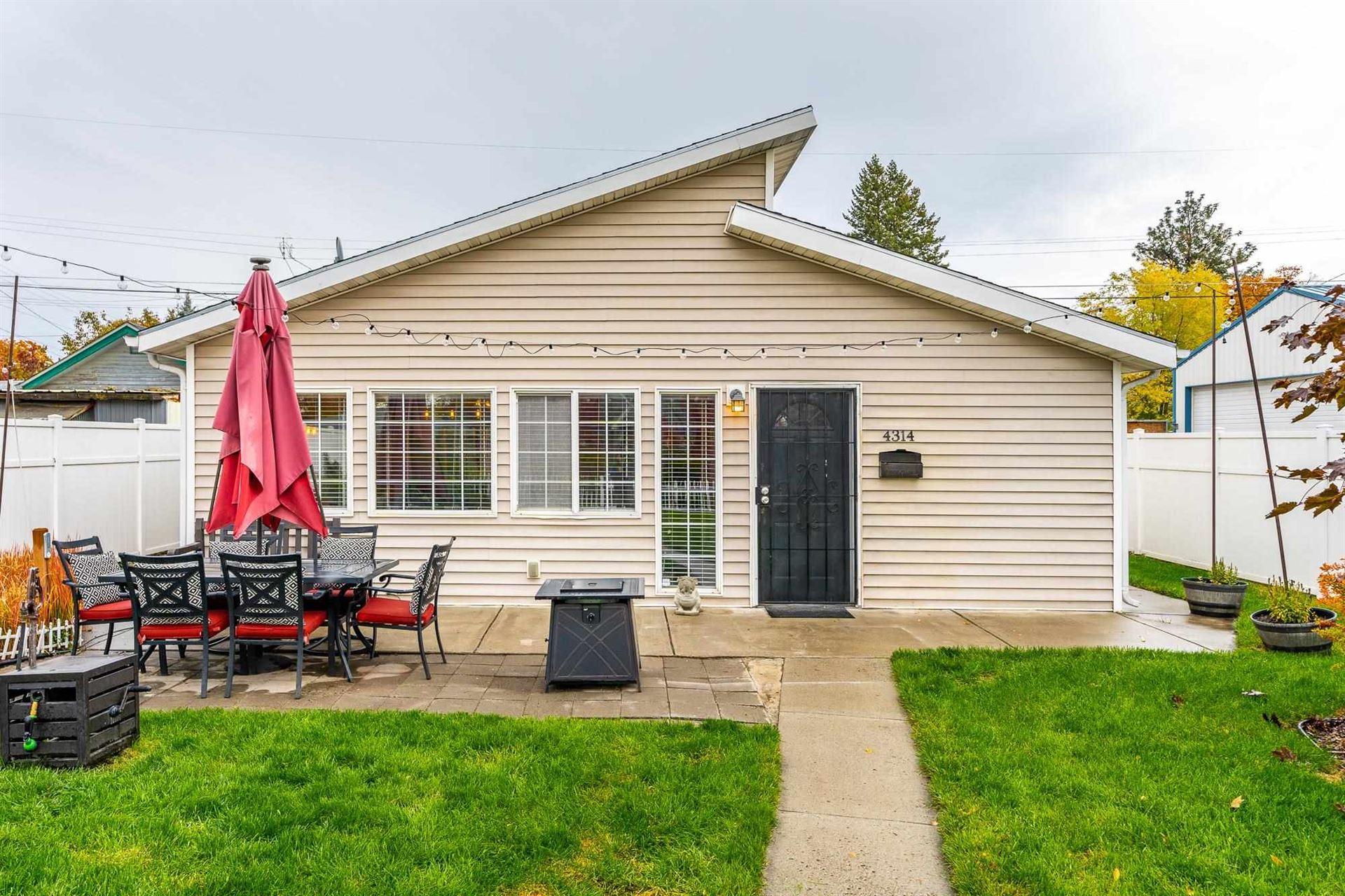 4314 N Adams St, Spokane, WA 99205 - #: 202124157