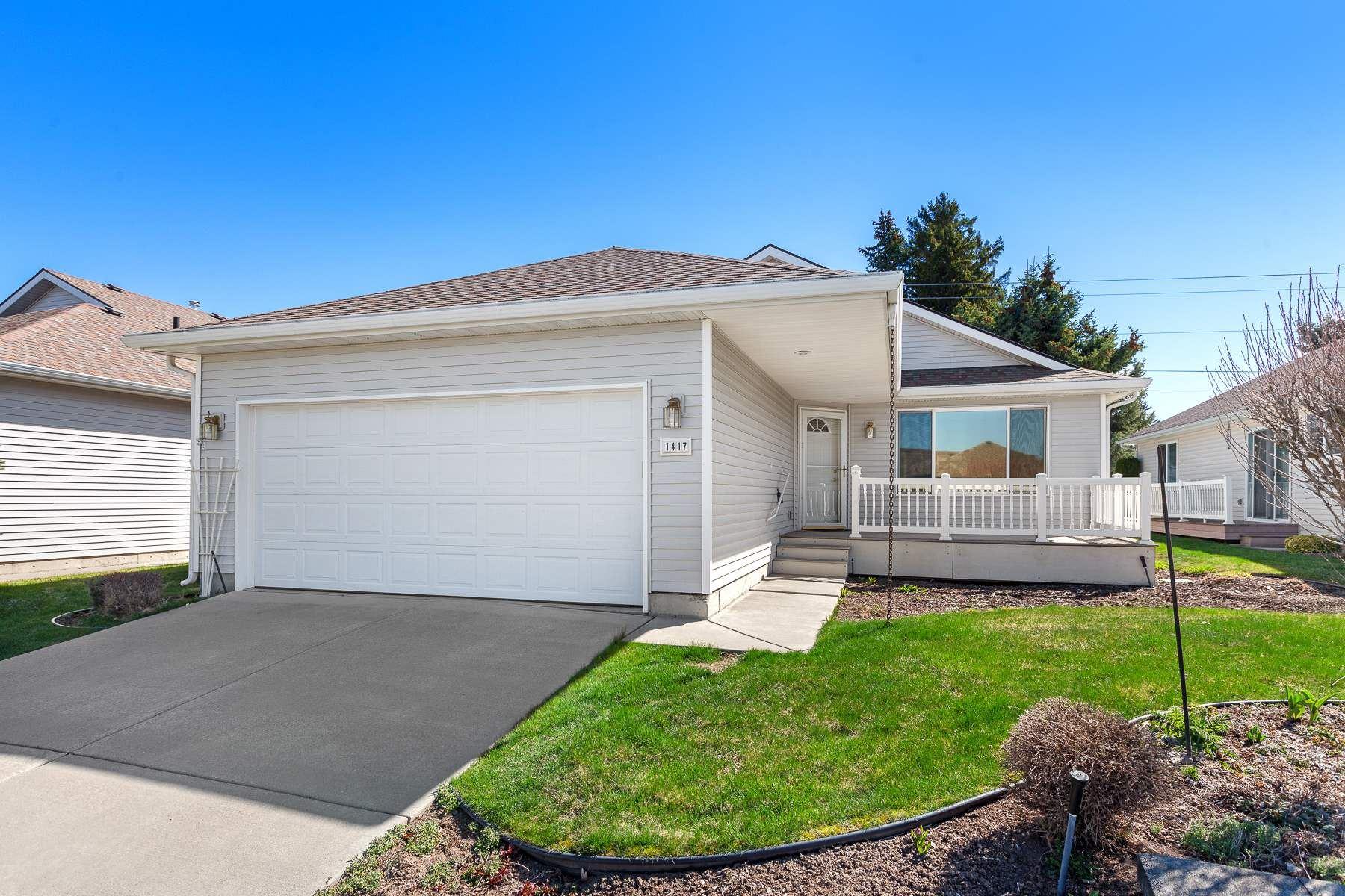 1417 S Davis Rd, Spokane Valley, WA 99216-2828 - #: 202114167