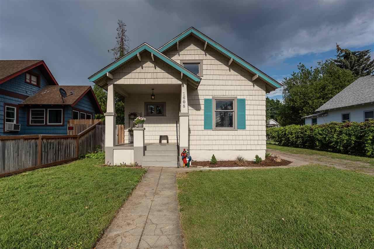 1608 N Crestline St, Spokane, WA 99207-5203 - #: 202018177