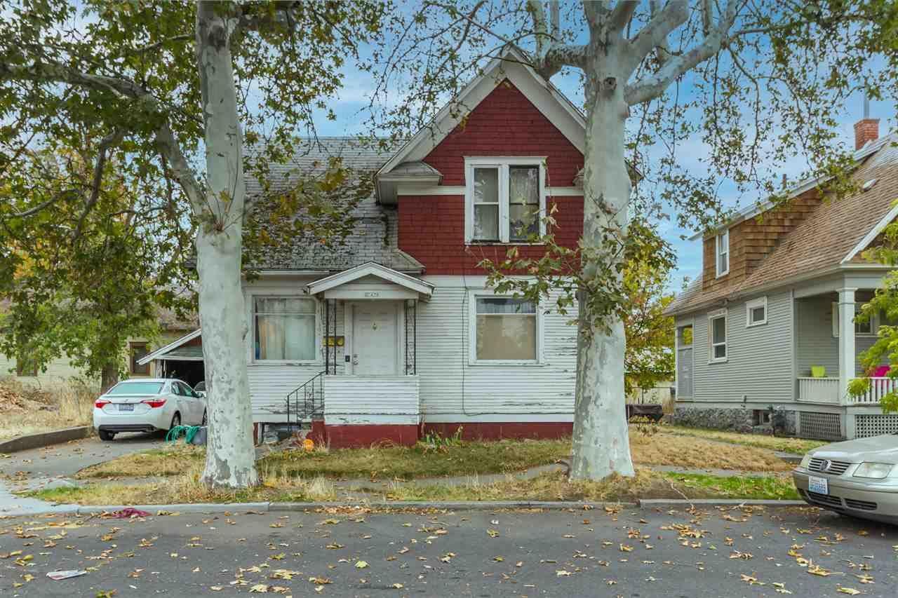 1424 N Cedar St, Spokane, WA 99201 - #: 202024179