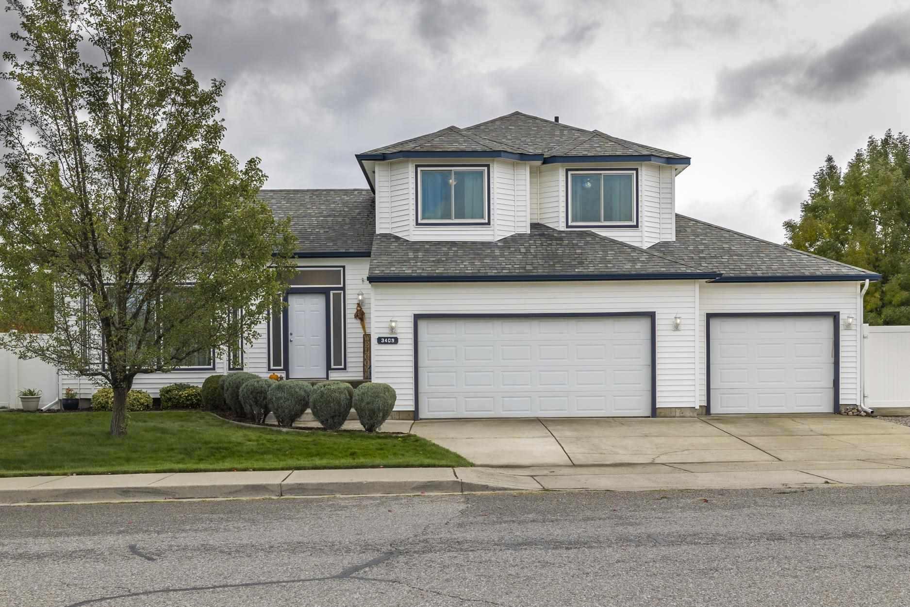 3409 S Woodlawn Dr, Spokane Valley, WA 99206 - #: 202123198