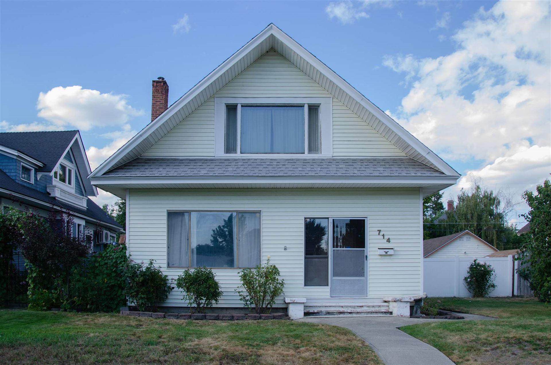 714 W CLEVELAND Ave, Spokane, WA 99205 - #: 202122200