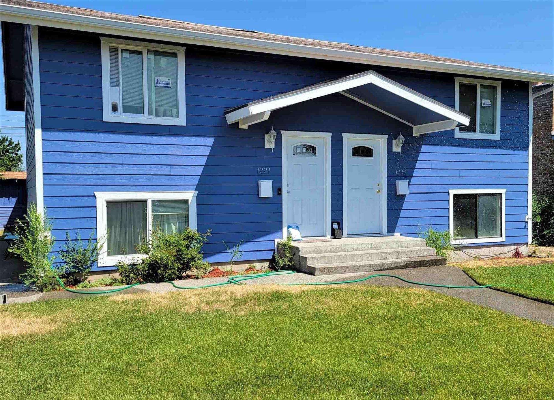 1223 E Rich Ave #1221 E Rich, Spokane, WA 99207 - #: 202119203