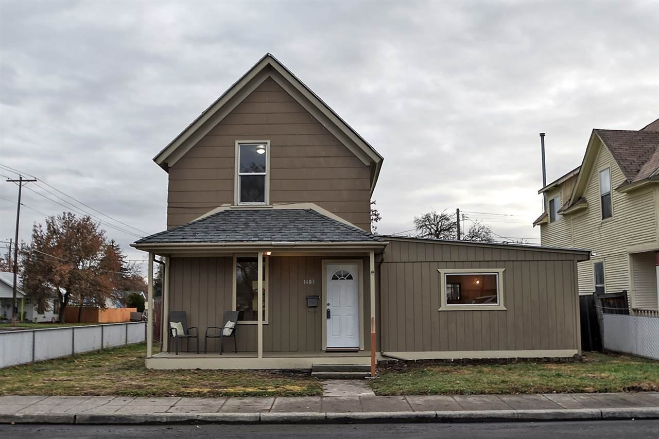 1403 W Grace Ave, Spokane, WA 99205 - #: 202025219