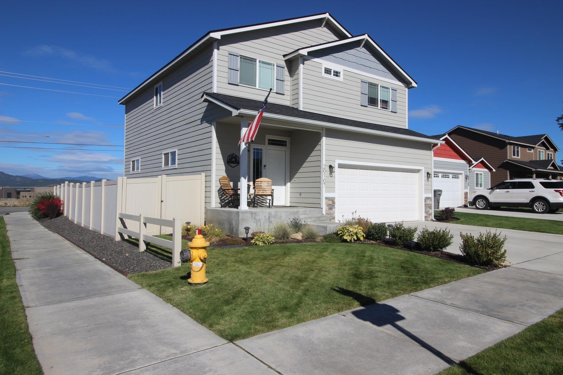 20107 E 1st Ave, Spokane Valley, WA 99016 - #: 202123219