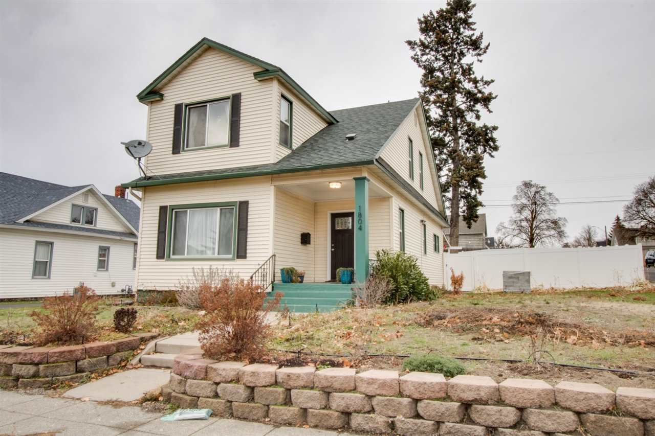 1804 W Spofford Ave, Spokane Valley, WA 99205 - #: 202025230