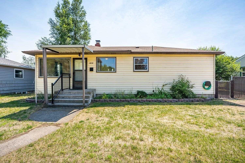 1616 E Bismark Ave, Spokane, WA 99208 - #: 202119232