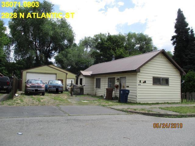 2928 N Atlantic St, Spokane, WA 99205-3112 - #: 202015235