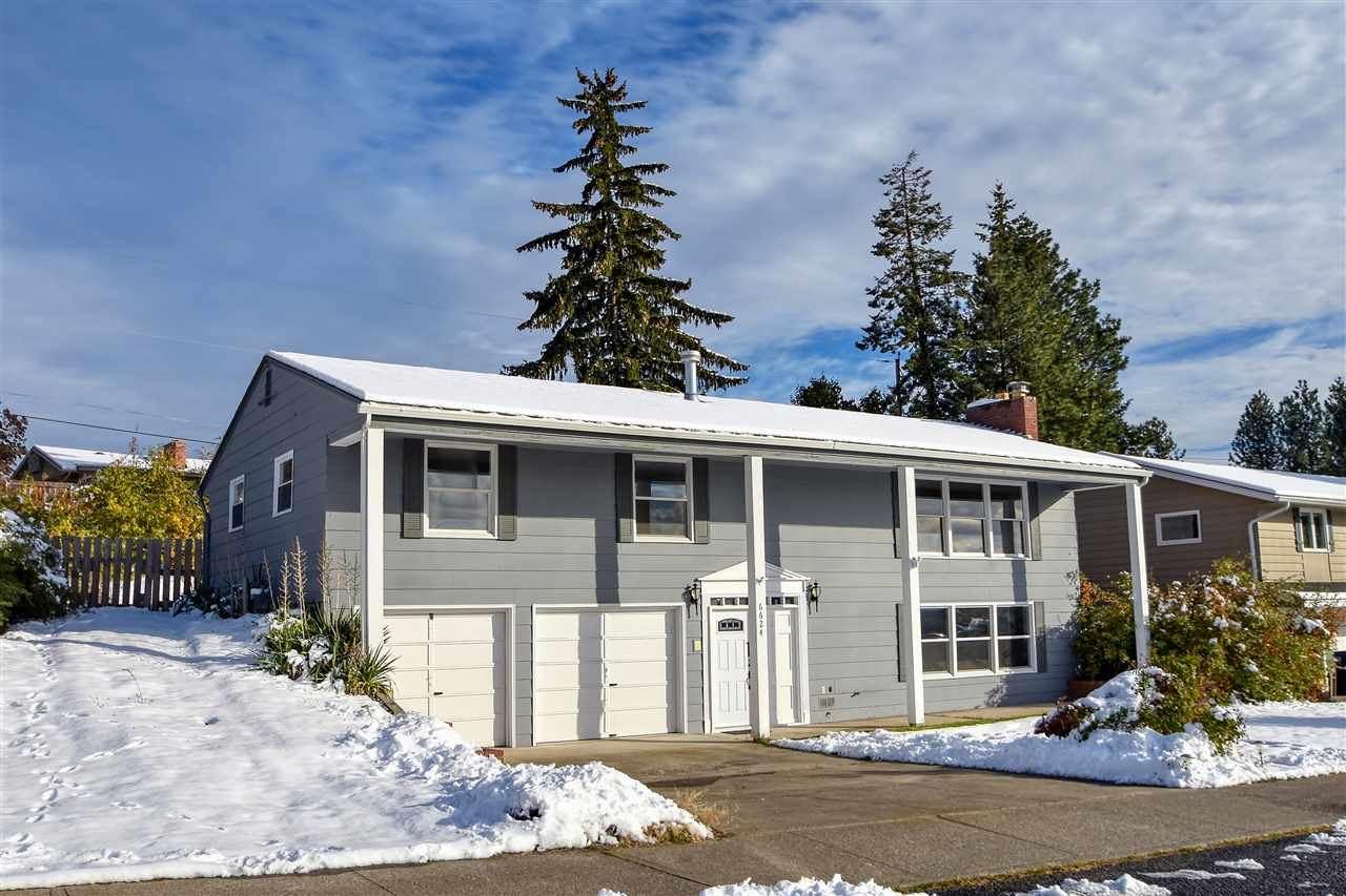 6624 N Sutherlin St, Spokane, WA 99208 - #: 202024236