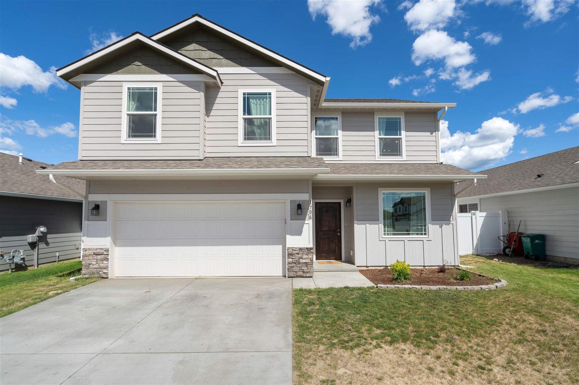 1706 N Arties Rd Rd, Spokane Valley, WA 99016 - #: 202116236