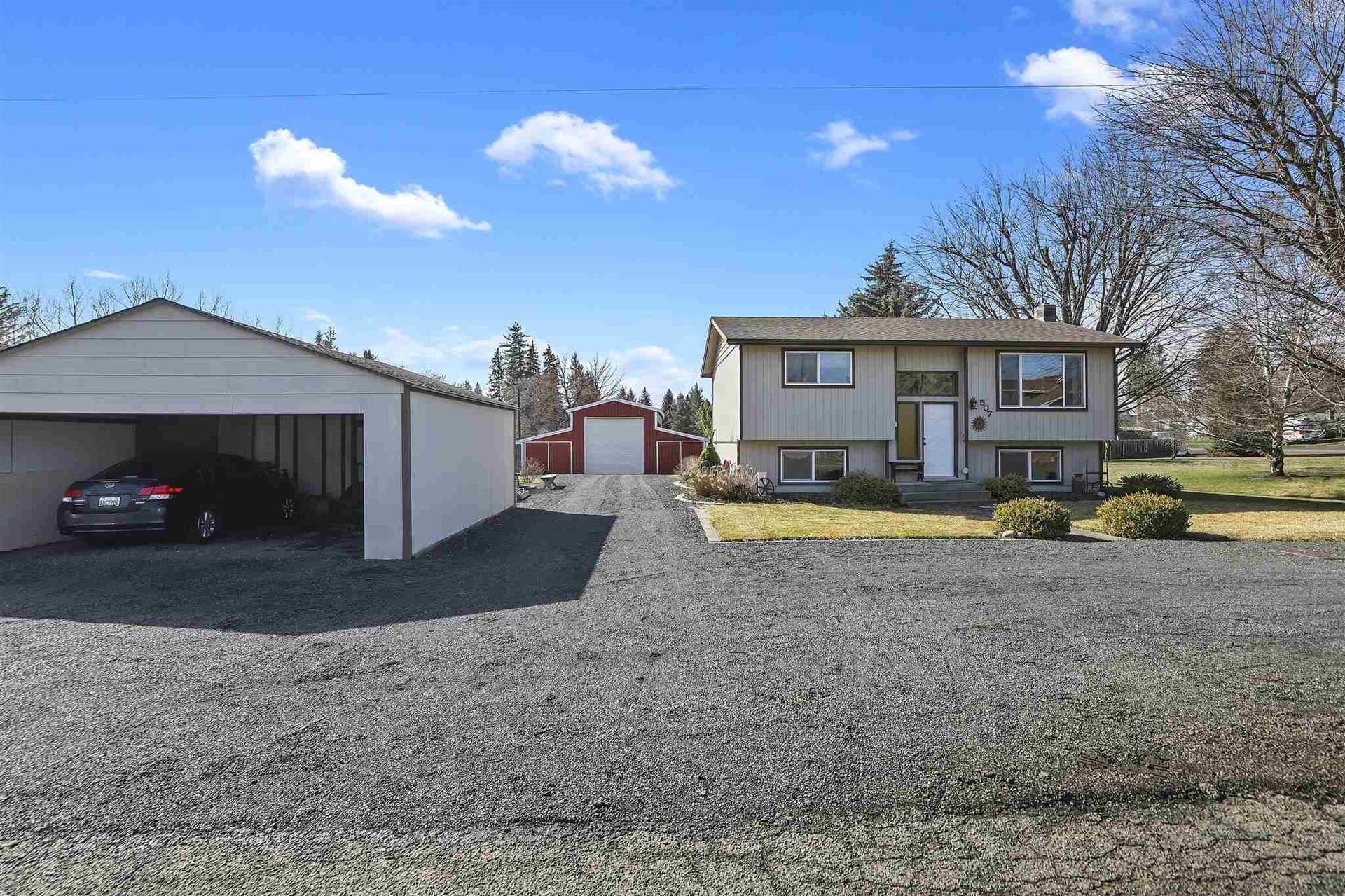 507 W Bartlett St, Oakesdale, WA 99158 - #: 202113250