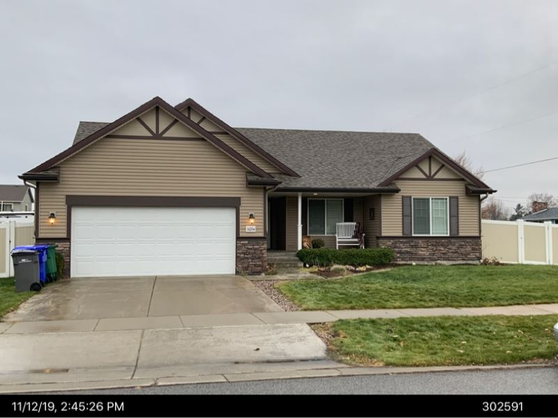 14204 E Queen Ave, Spokane Valley, WA 99216 - #: 202110253