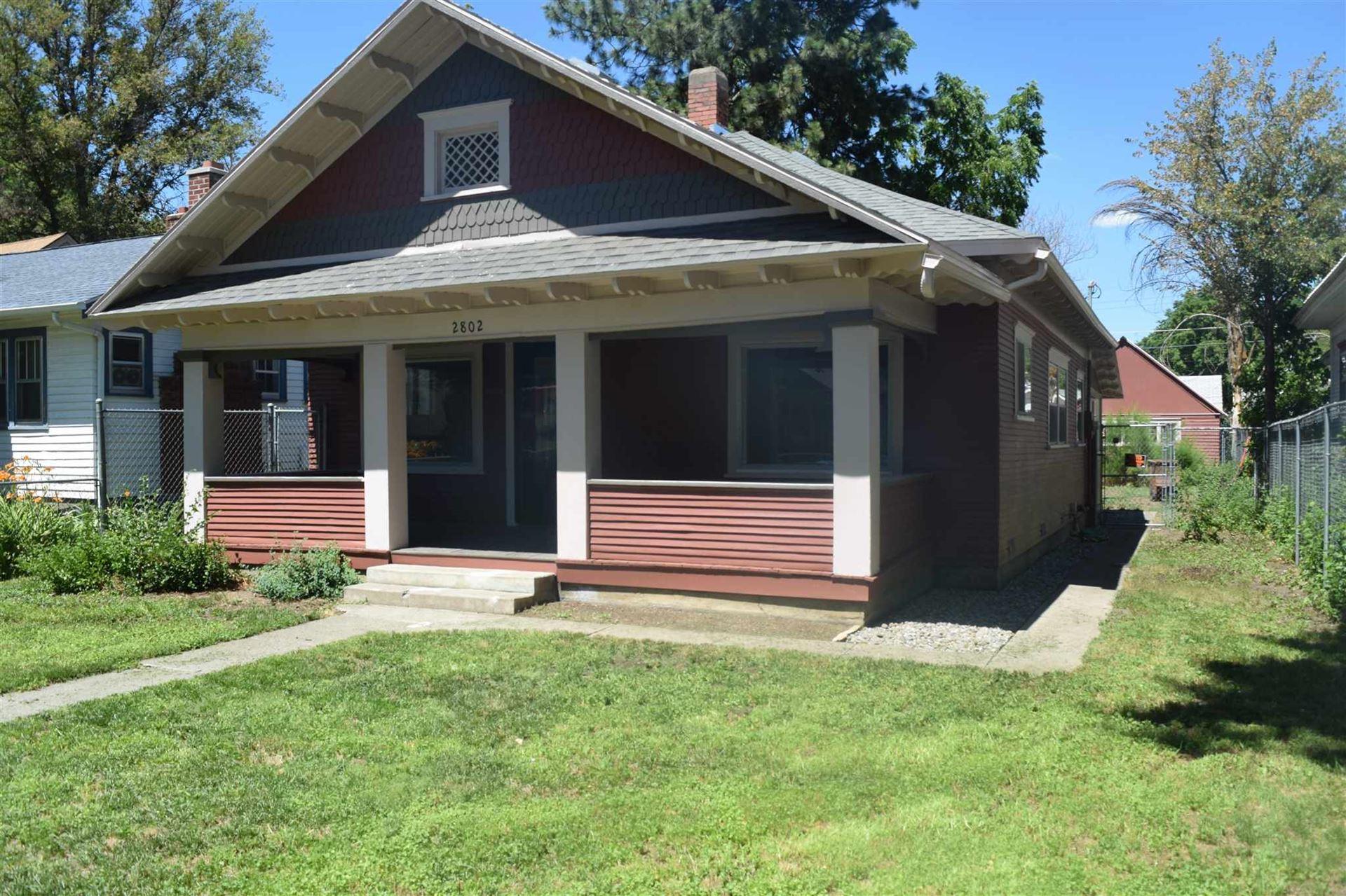 2802 W Dean Ave, Spokane, WA 99201 - #: 202118257