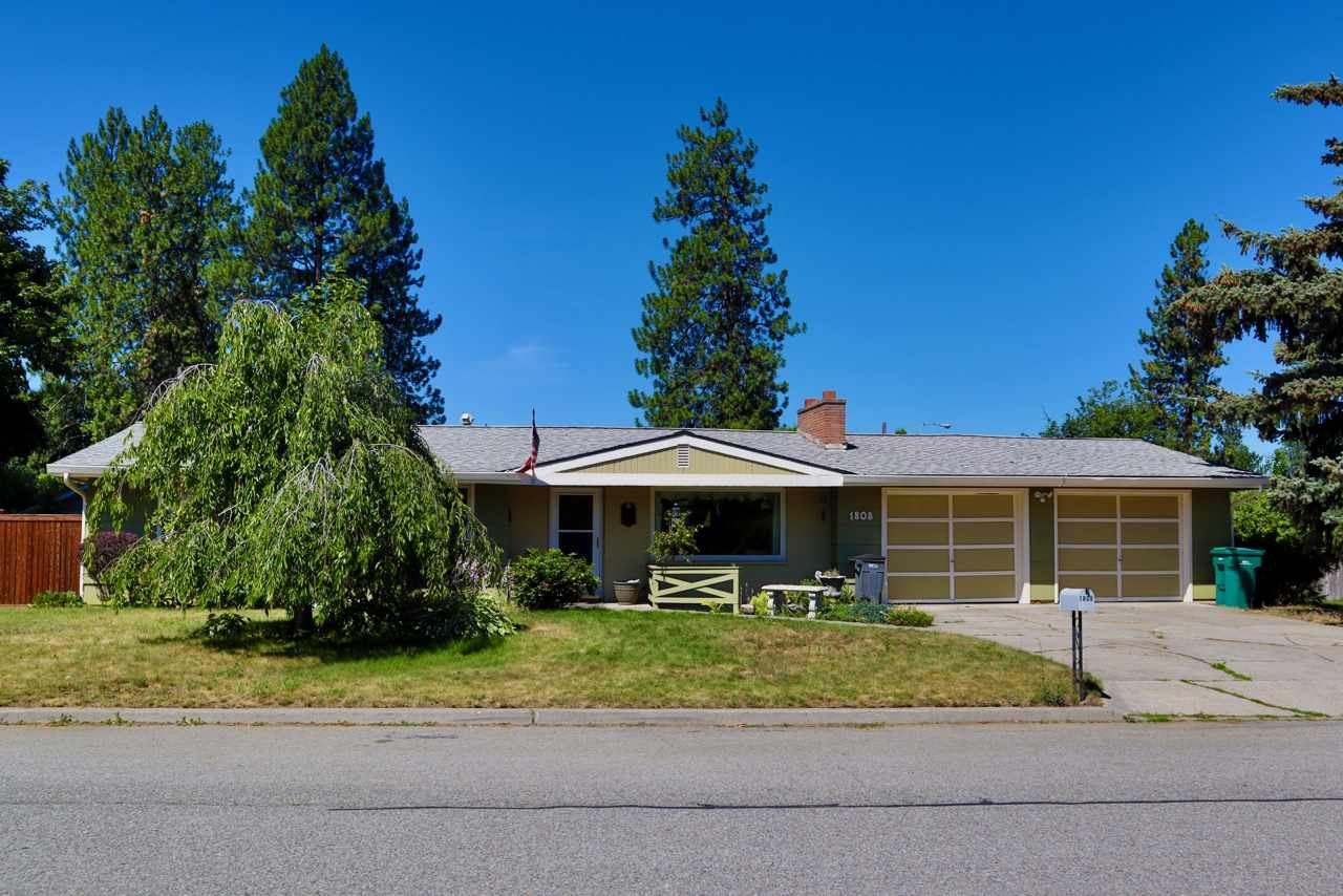 1808 S Whipple Rd, Spokane Valley, WA 99206-5764 - #: 202021264