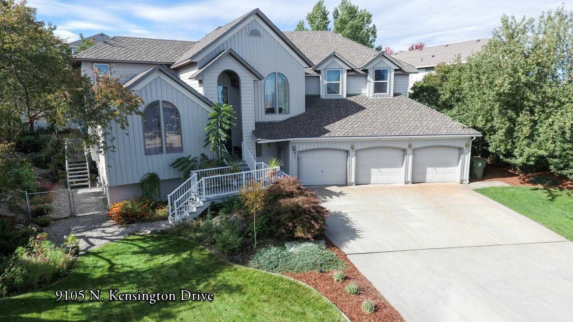 9105 N Kensington Dr, Spokane, WA 99208-8882 - #: 202123266