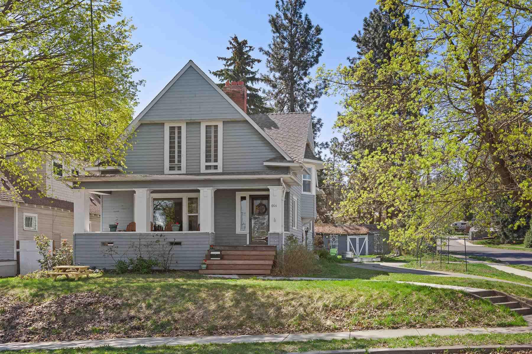 1904 E 12th Ave, Spokane, WA 99202 - #: 202114270