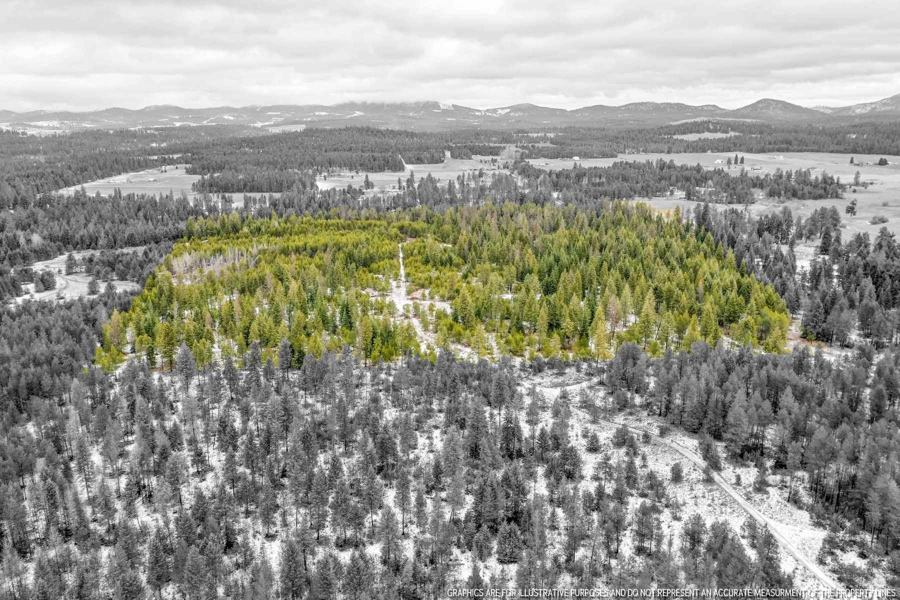 NKA Vacant Land\/Elk Chattaroy Rd #2, Elk, WA 99009 - #: 202110278