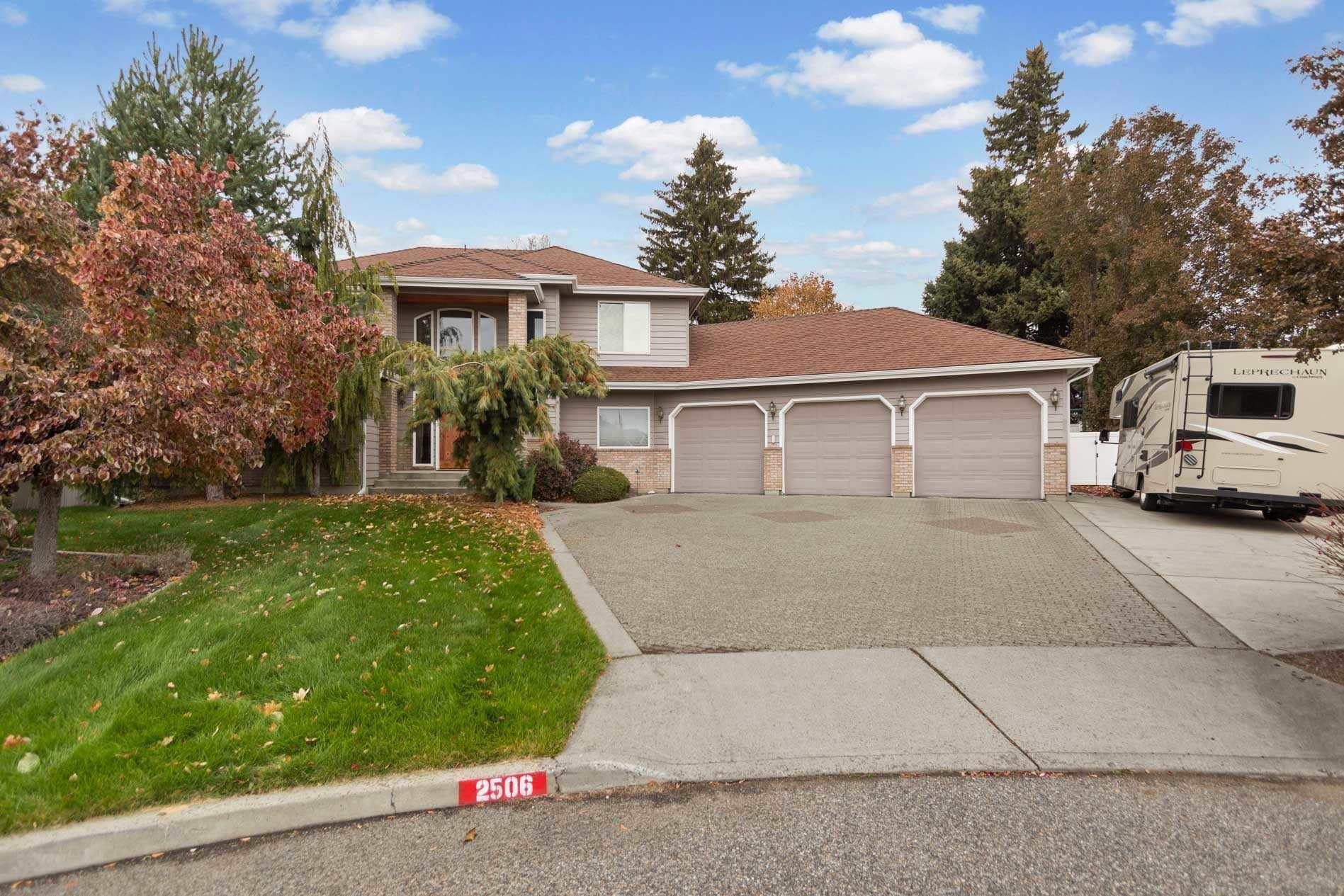 2506 S Bolivar Ct, Spokane Valley, WA 99037 - #: 202110285