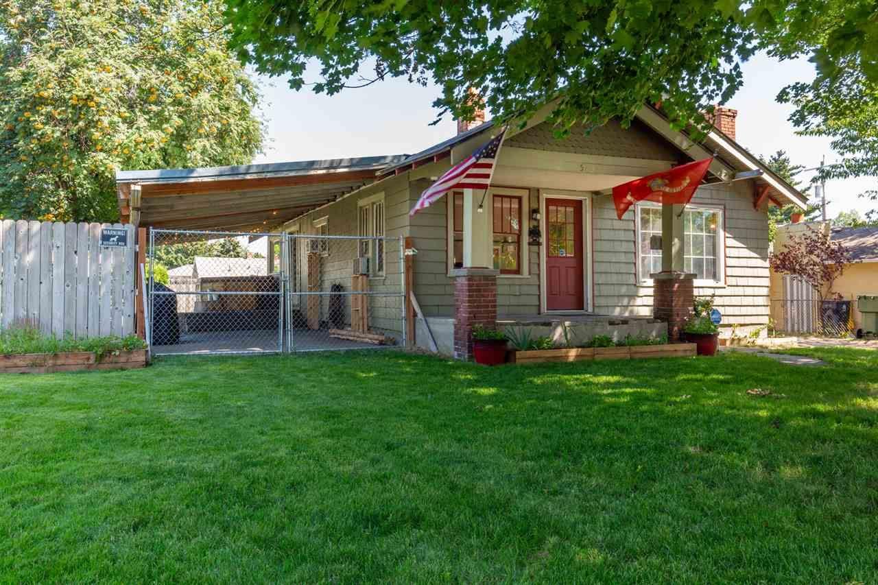 523 E Sanson Ave, Spokane, WA 99207-1355 - #: 202019294