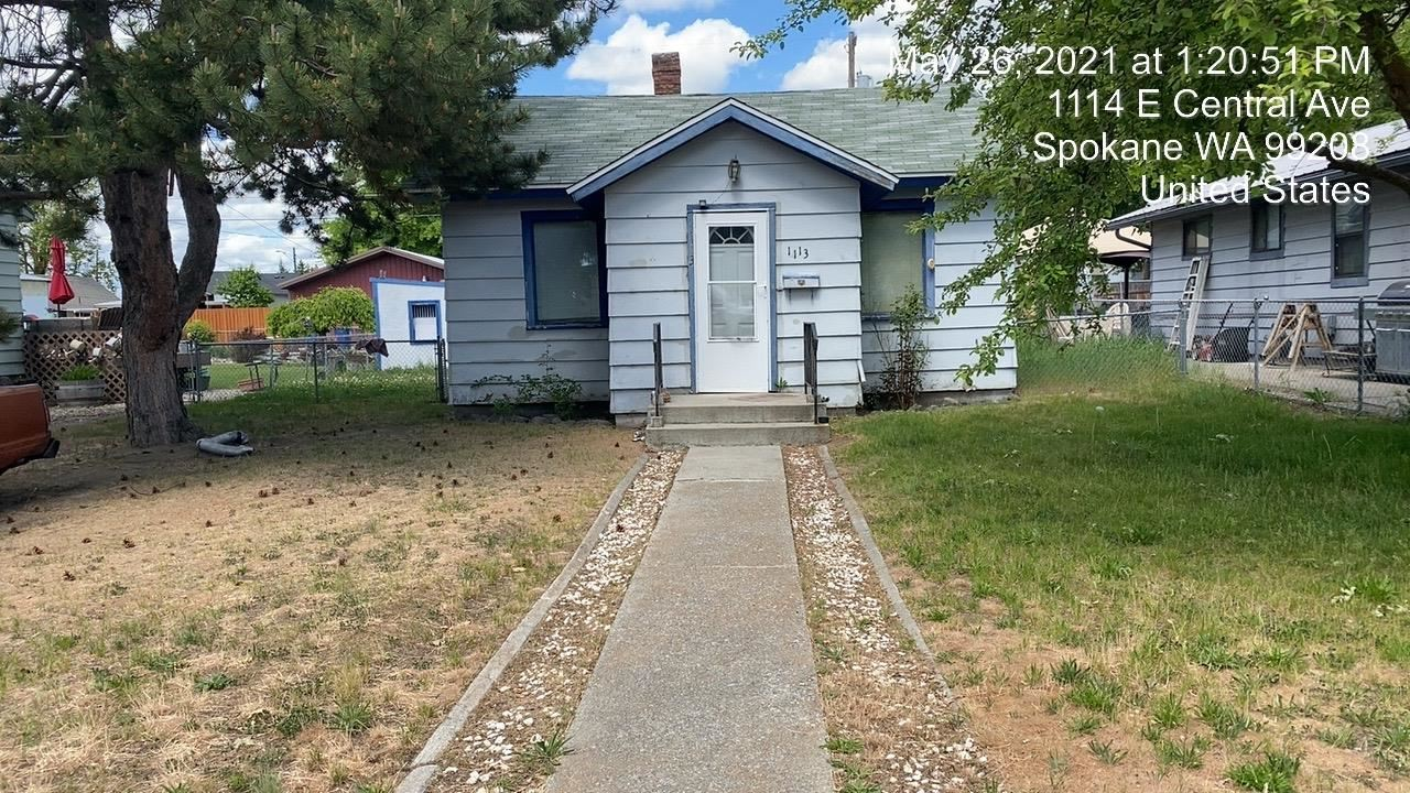 1113 E central St, Spokane, WA 99208 - #: 202117295
