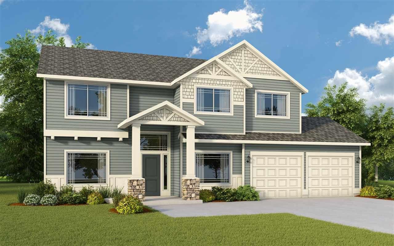 1032 S Meyers Ct, Spokane Valley, WA 99016 - #: 202018304
