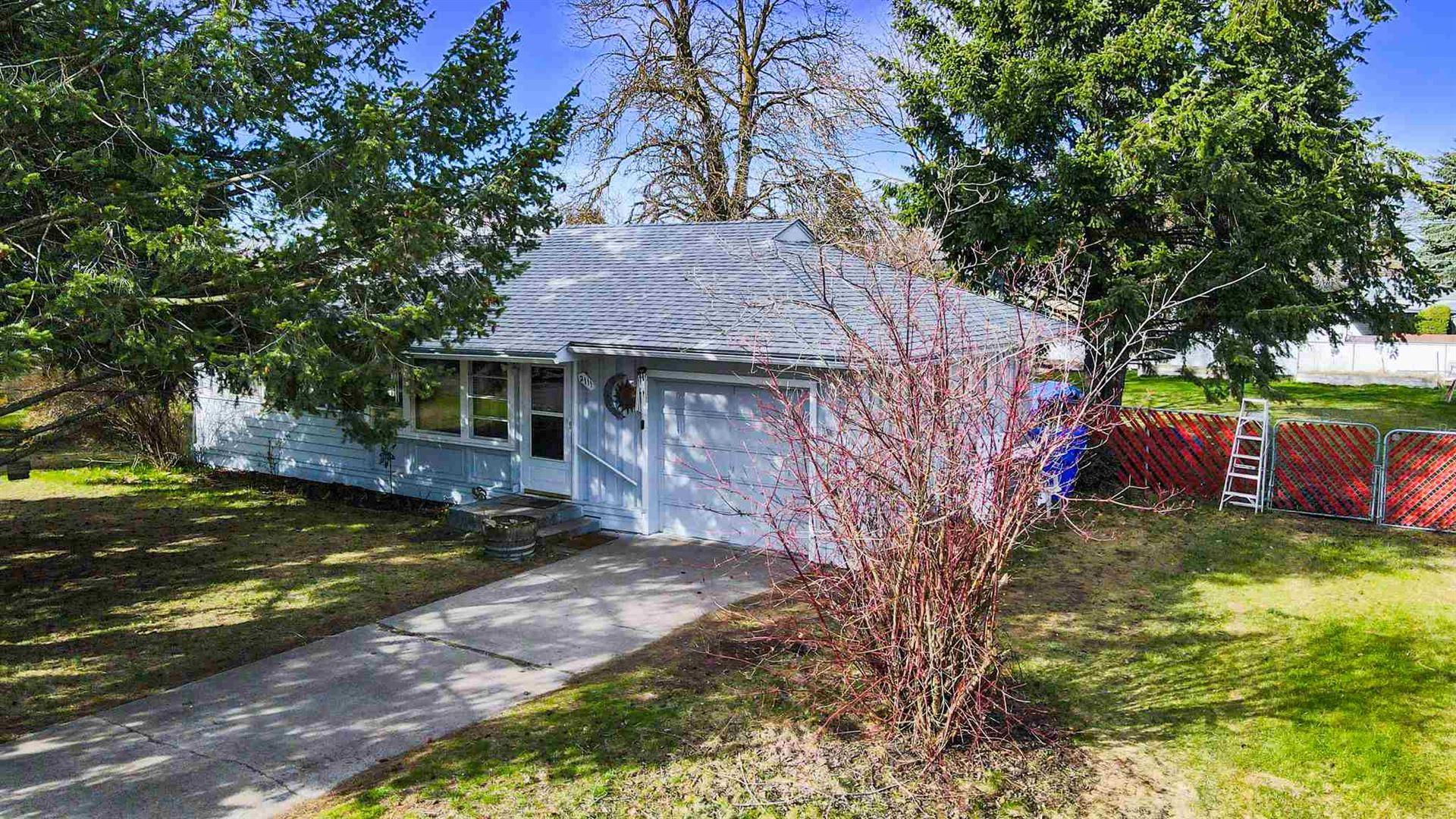 2111 N Dick Rd, Spokane Valley, WA 99212 - #: 202113327